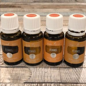 4 Young Living Fennel Essential Oils 60ml🧡🧡🧡
